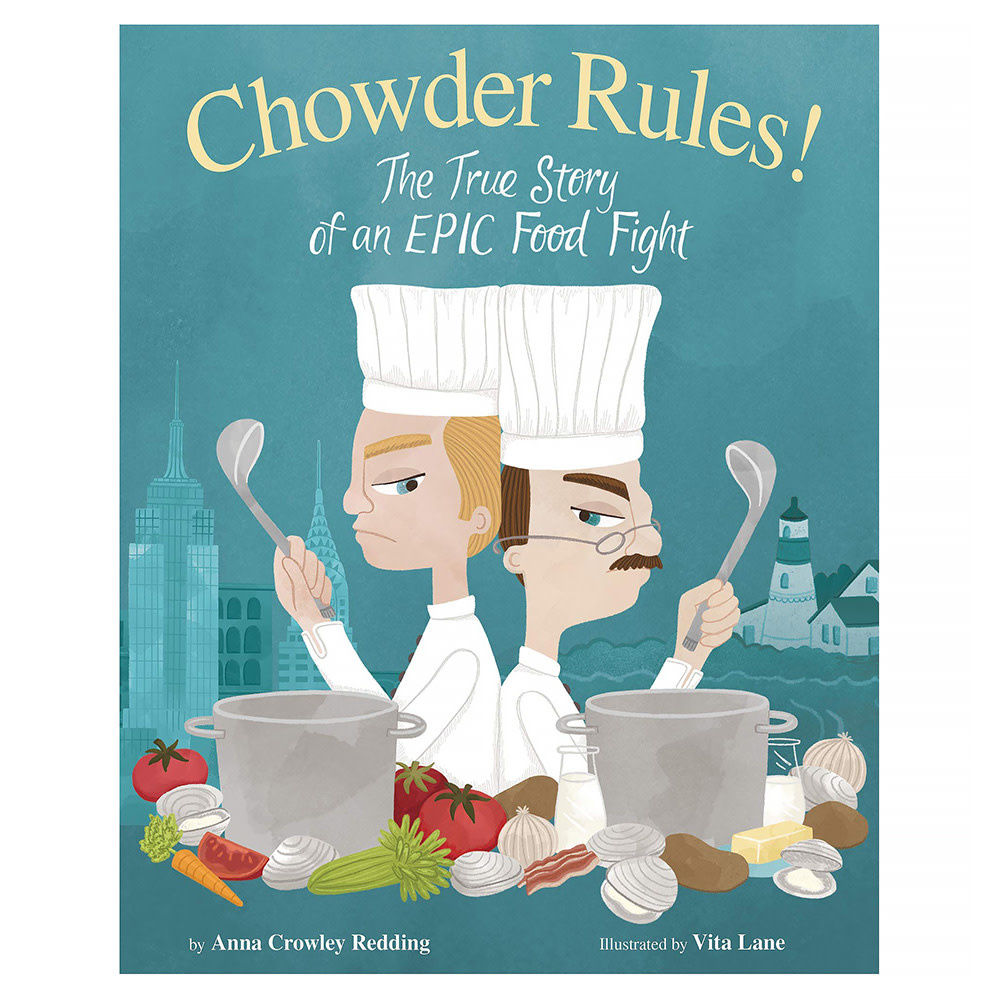 Chowder Rules!