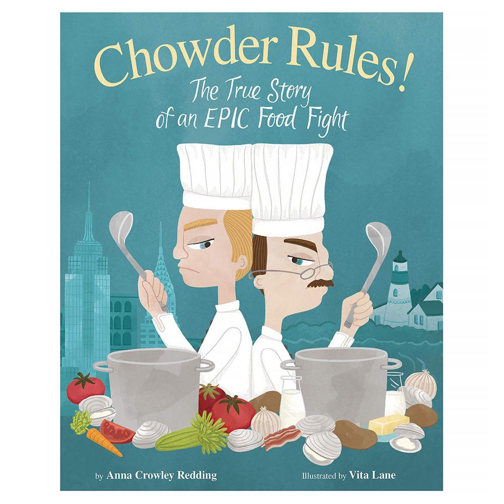 Islandport Press Chowder Rules!