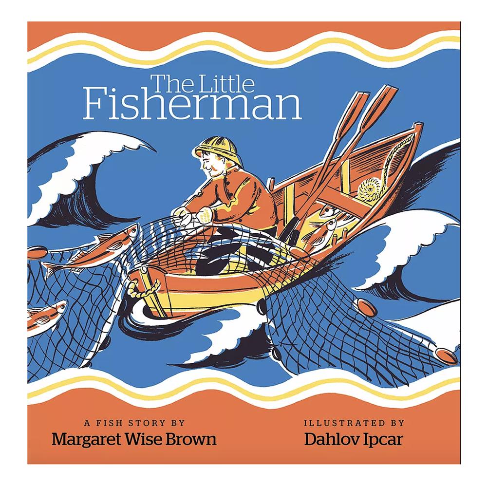 Islandport Press The Little Fisherman Board Book