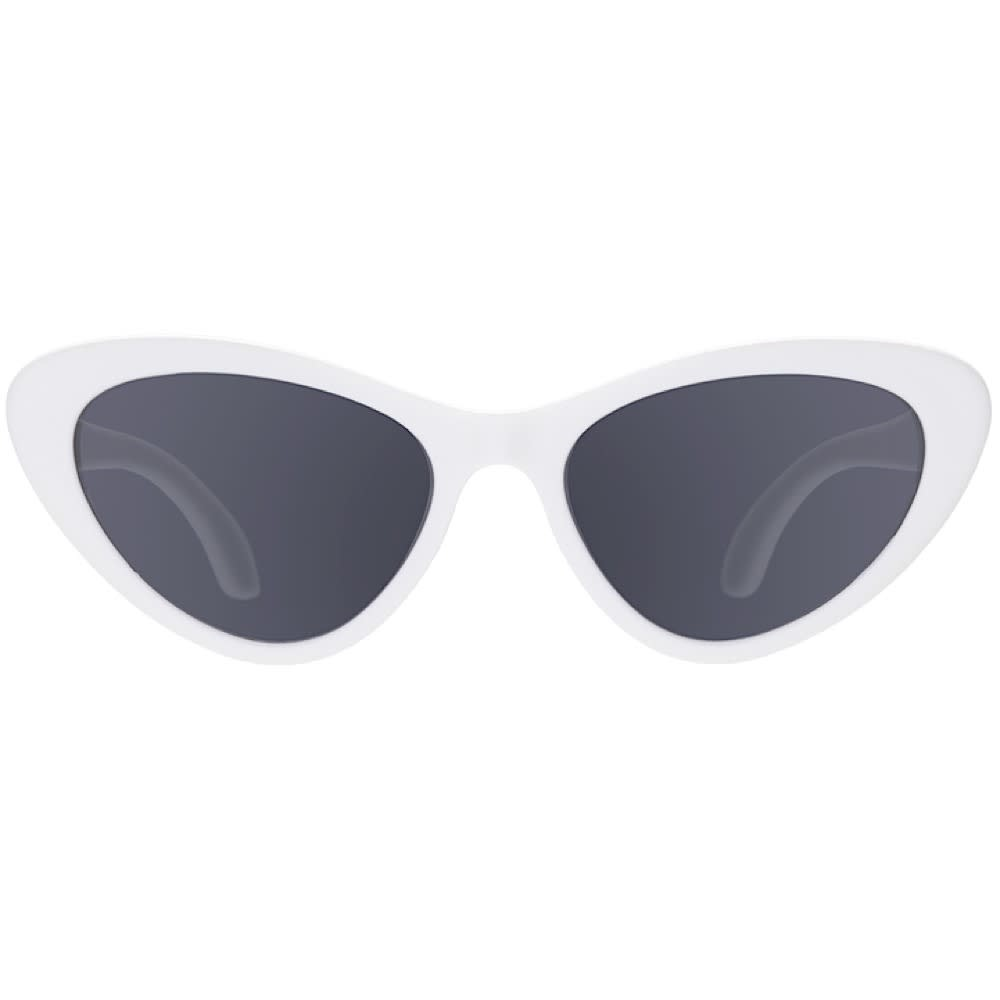Babiators Babiators Sunglasses - Wicked White Cat-Eye