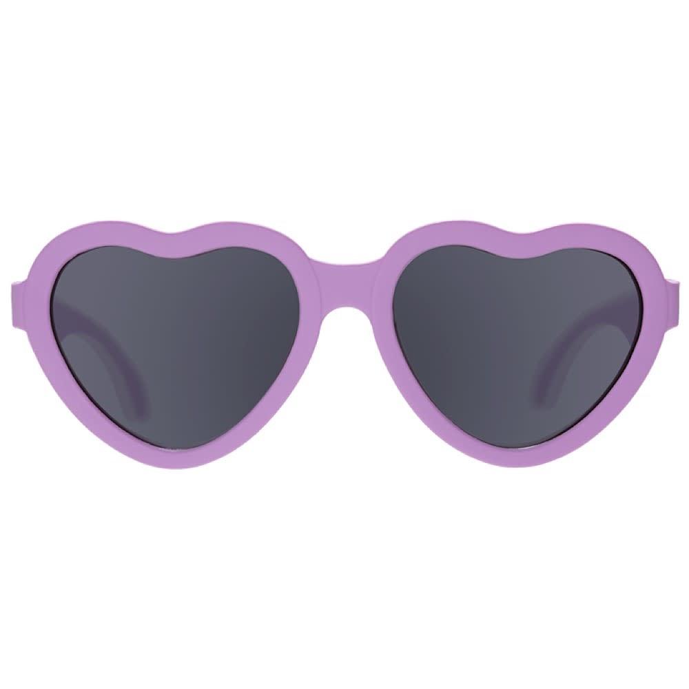 Babiators Sunglasses - Ooh La Lavender Heart Shaped