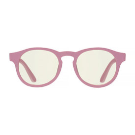 Babiators Babiators Blue Light Glasses - Pretty in Pink Keyhole