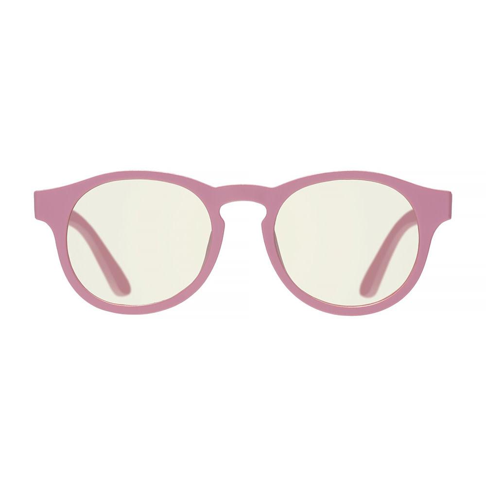 Babiators Babiators Blue Light Glasses - Pretty in Pink Keyhole
