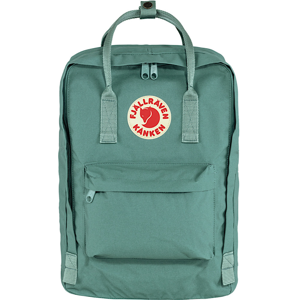 "Fjallraven Arctic Fox LLC Fjallraven Kanken 15"" Laptop Backpack - Frost Green"