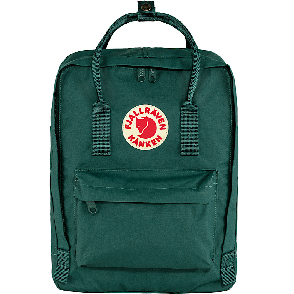 Fjallraven Kanken Classic Backpack - Arctic Green