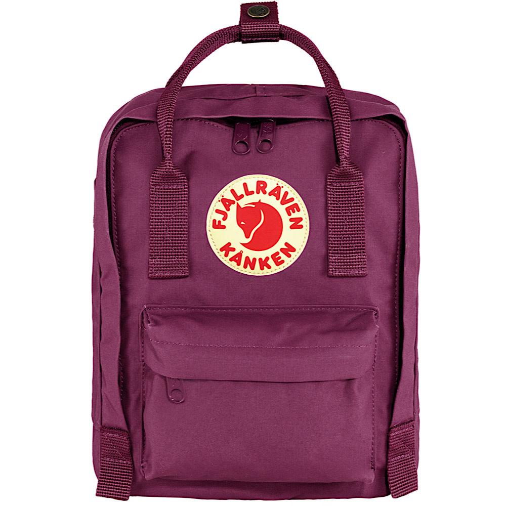 Fjallraven Kanken Mini Backpack - Royal Purple