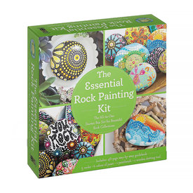 Simon & Schuster The Essential Rock Painting Kit