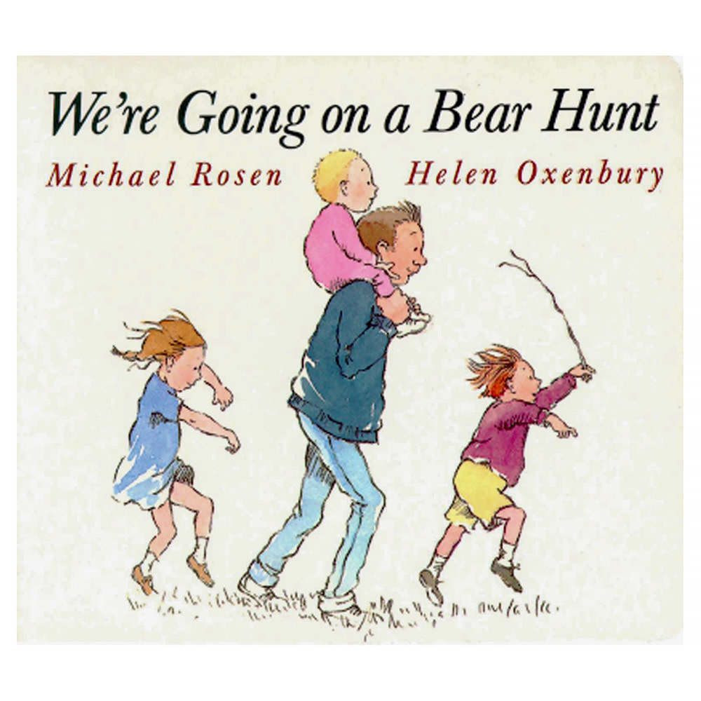 We Are Going on a Bear Hunt Board Book
