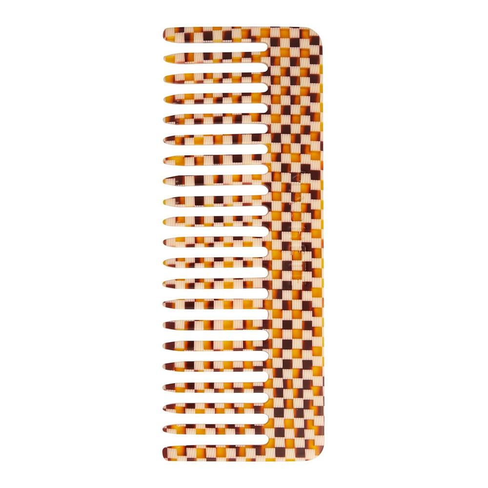 Machete - No. 2 Comb - Tortoise Checker