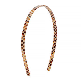 Machete Machete - Headband - Tortoise Checker