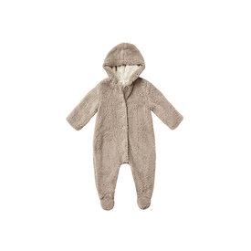 Rylee + Cru Rylee + Cru Bear Suit - Taupe
