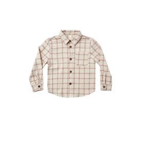 Rylee + Cru Rylee + Cru Collared Shirt - Wine Check