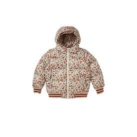 Rylee + Cru Rylee + Cru Puffer Jacket - Vintage Floral
