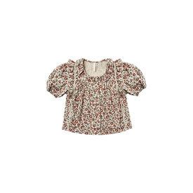 Rylee + Cru Rylee + Cru Jenny Blouse - Vintage Floral