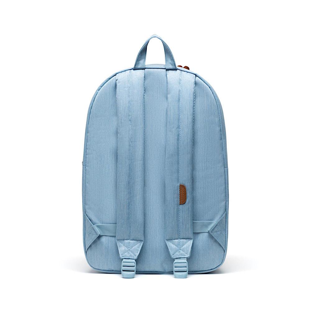 Herschel Heritage Backpack - Light Denim Crosshatch