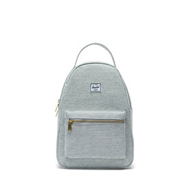 Herschel Supply Co. Herschel Nova Small Backpack - Light Grey Crosshatch