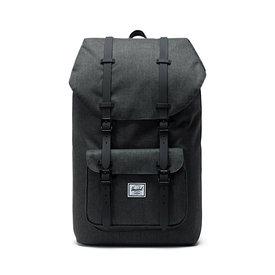 Herschel Supply Co. Herschel Little America Backpack - Black/Black Crosshatch