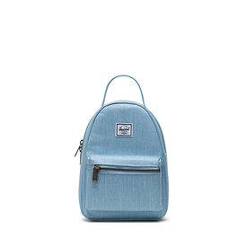 Herschel Supply Co. Herschel Nova Mini Backpack - Light Denim Crosshatch