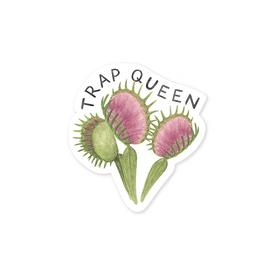 Amy Zhang Amy Zhang - Trap Queen Sticker