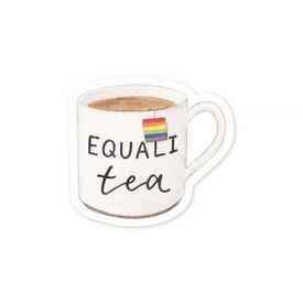 Amy Zhang Amy Zhang - Equali-Tea Pride Sticker