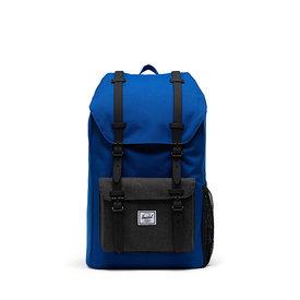 Herschel Supply Co. Herschel Little America Youth Backpack - Surf The Web/Black Crosshatch