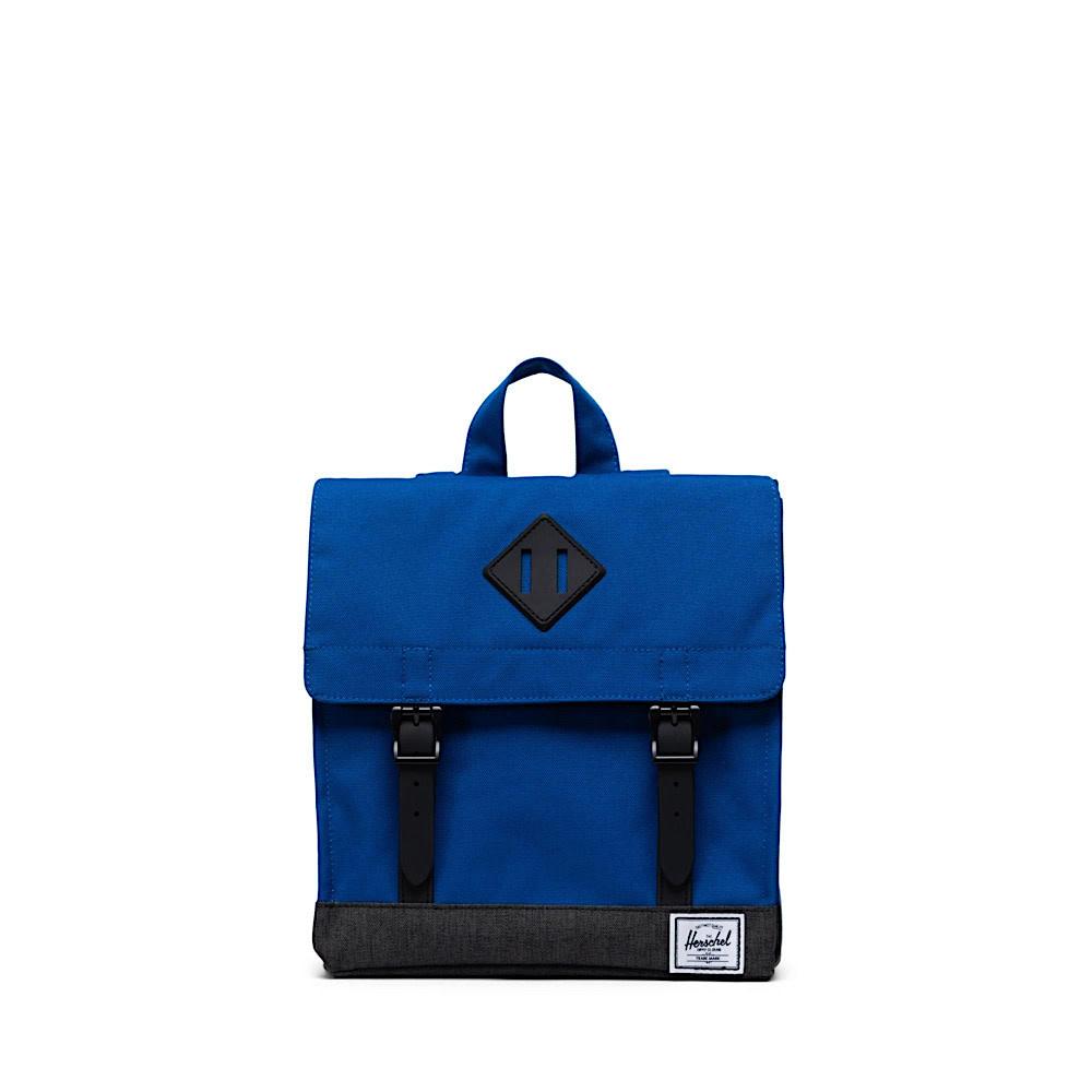 Herschel Kids Survey Backpack - Surf The Web/Black Crosshatch