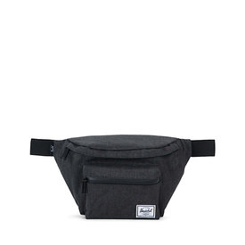 Herschel Supply Co. Herschel Seventeen Hip Pack - Black Crosshatch