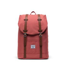 Herschel Supply Co. Herschel Retreat Mid Volume Light Backpack - Dusty Cedar/Tan