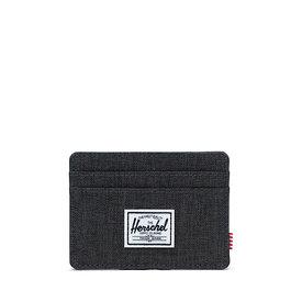 Herschel Supply Co. Herschel Charlie Wallet - Black Crosshatch