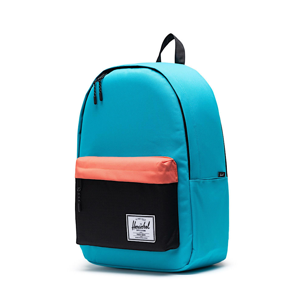 Herschel Classic X-Large Backpack - Blue Bird/Black/Ember