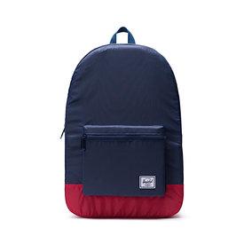 Herschel Supply Co. Herschel Packable Daypack - Ripstop - Navy/Red