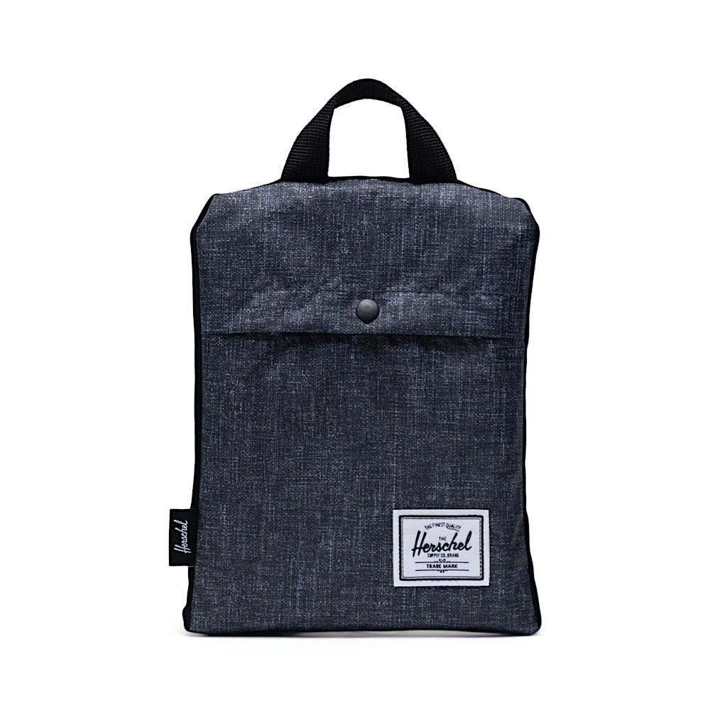 Herschel Packable Daypack - Ripstop - Raven Crosshatch