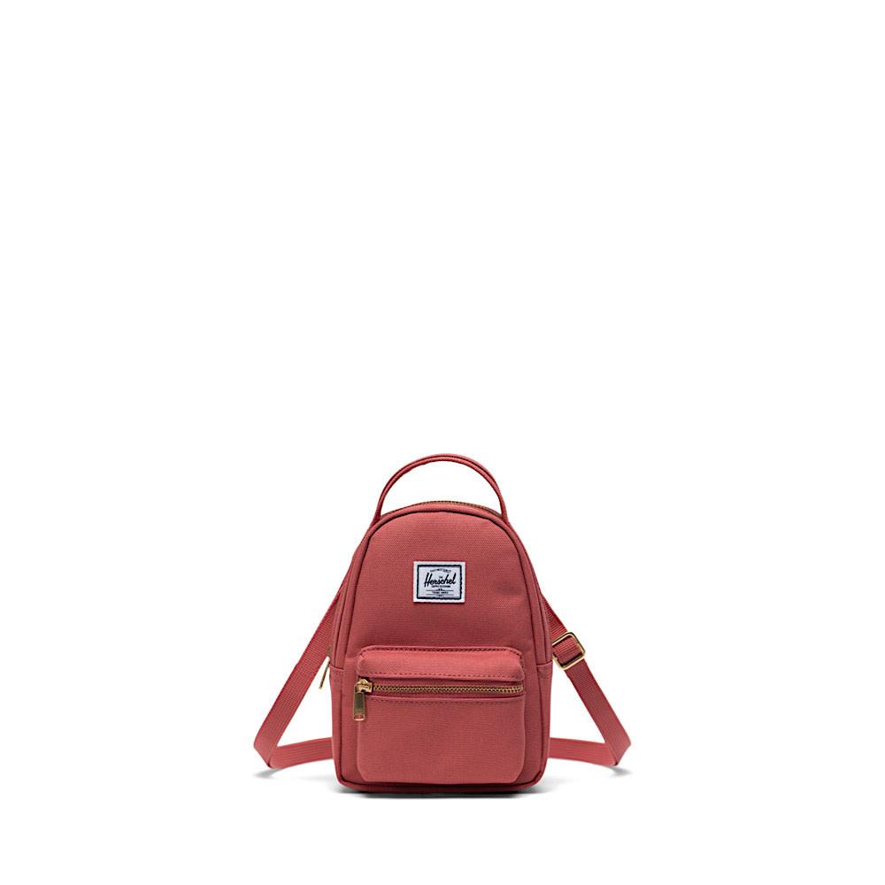 Herschel Nova Crossbody Backpack - Dusty Cedar