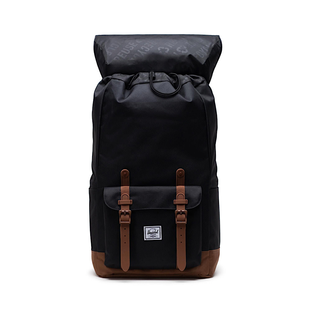 Herschel Little America Backpack - Black