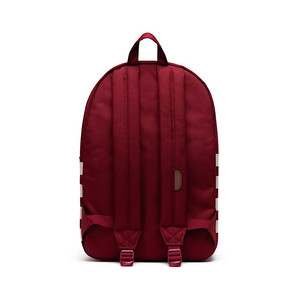 Herschel Heritage Backpack - Rhubarb/Birch Stripe