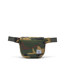 Herschel Supply Co. Herschel Fifteen Canvas Hip Pack - Woodland Camo