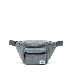 Herschel Supply Co. Herschel Seventeen Light Hip Pack - Raven Crosshatch