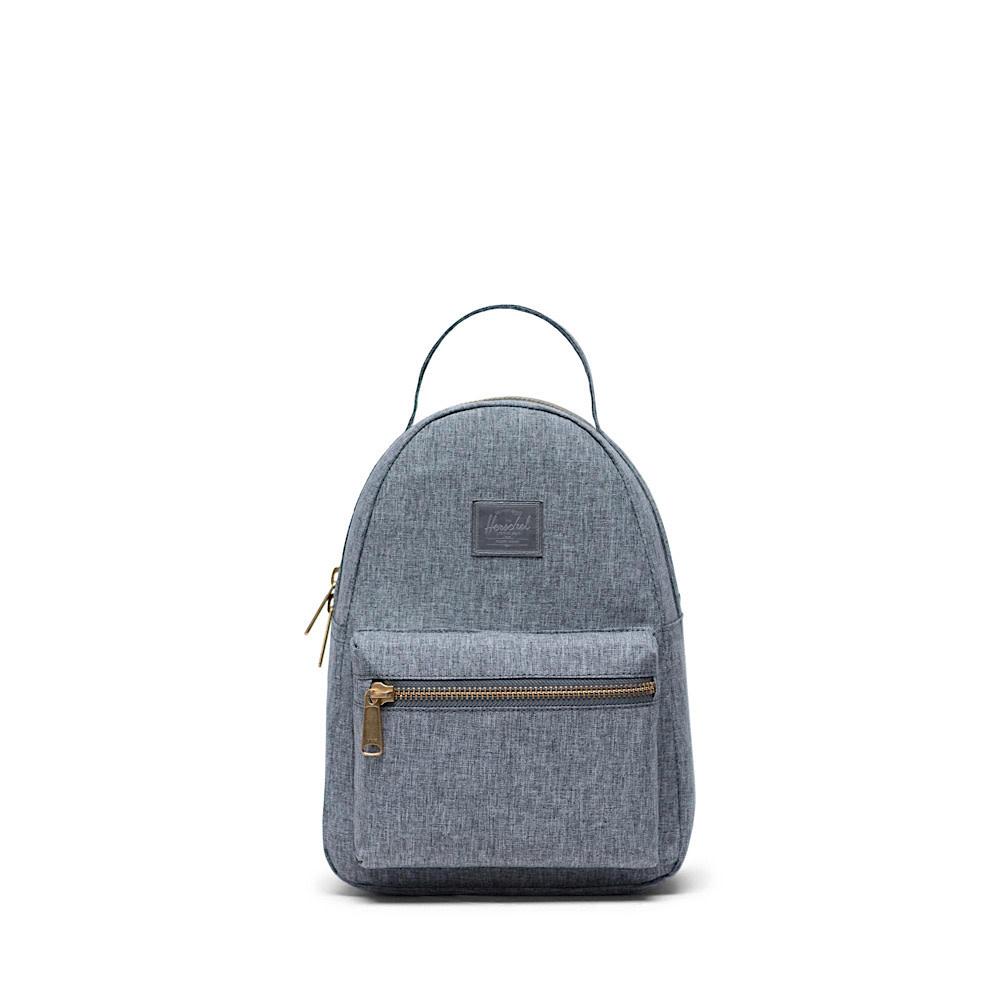 Herschel Nova Mini Light Backpack - Raven Crosshatch
