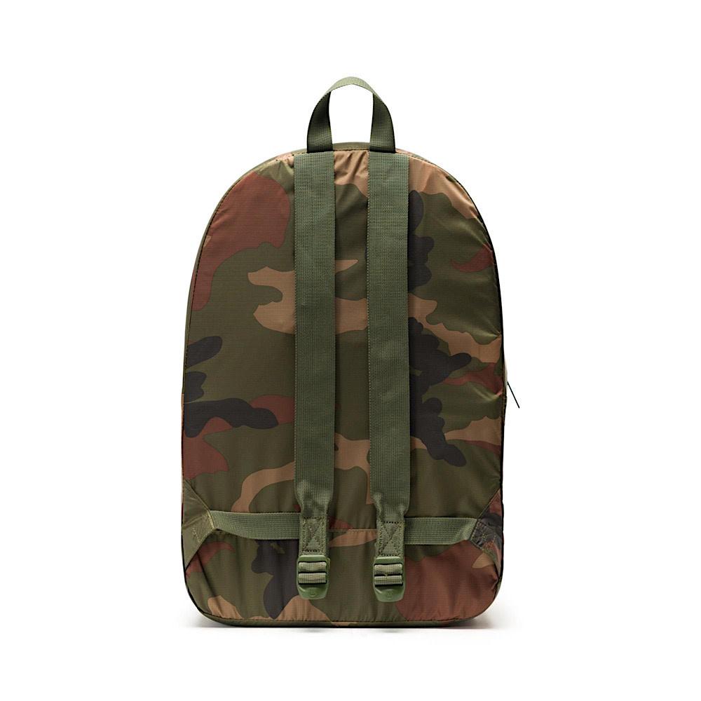 Herschel Supply Co. Herschel Packable Daypack - Ripstop - Woodland Camo