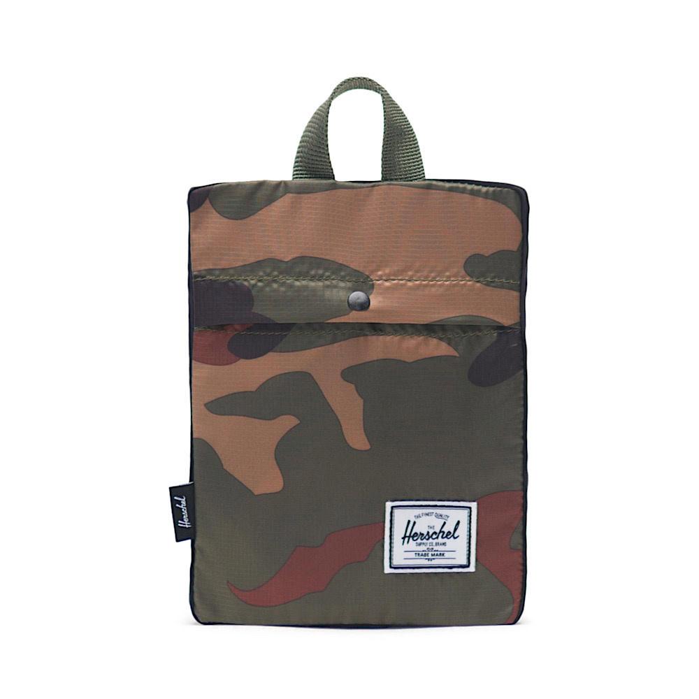 Herschel Packable Daypack - Ripstop - Woodland Camo