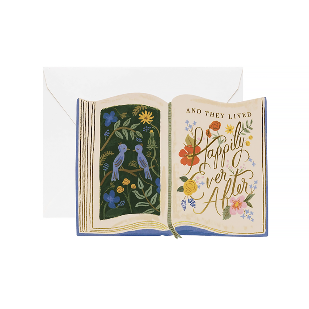Rifle Paper Co. Card - Ever After
