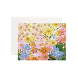 Rifle Paper Co. Rifle Paper Co. Card - Marguerite Thank You