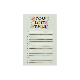 Rifle Paper Co. Rifle Paper Co. Notepad - You Got This