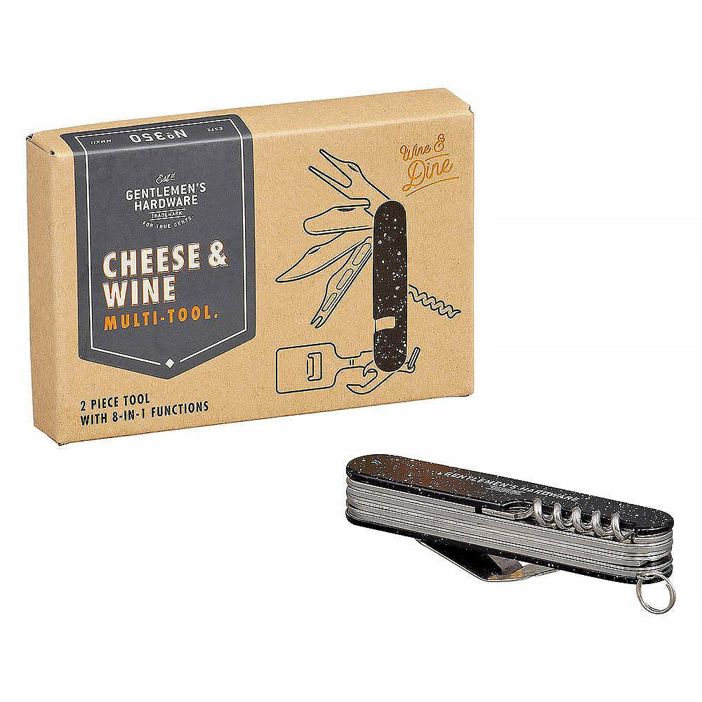 Nancy Perkins Cheese & Wine Tool