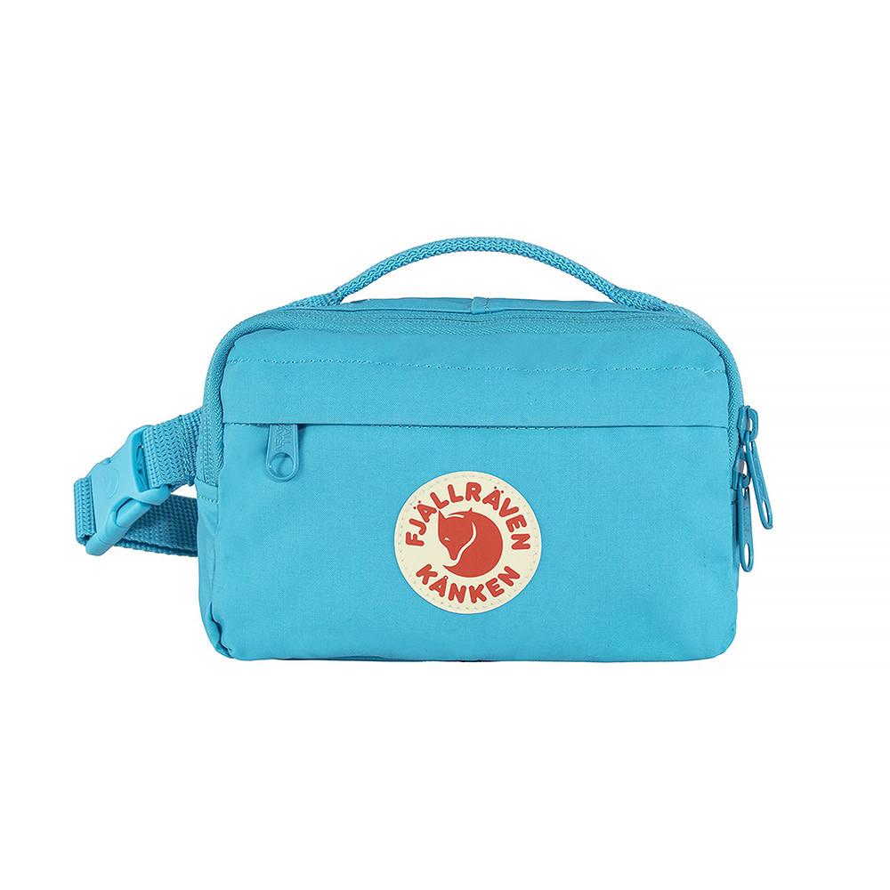 Fjallraven Arctic Fox LLC Fjallraven Kanken Hip Pack - Deep Turquoise