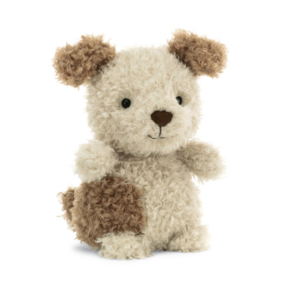 Jellycat Little Pup Toy - 7 Inches