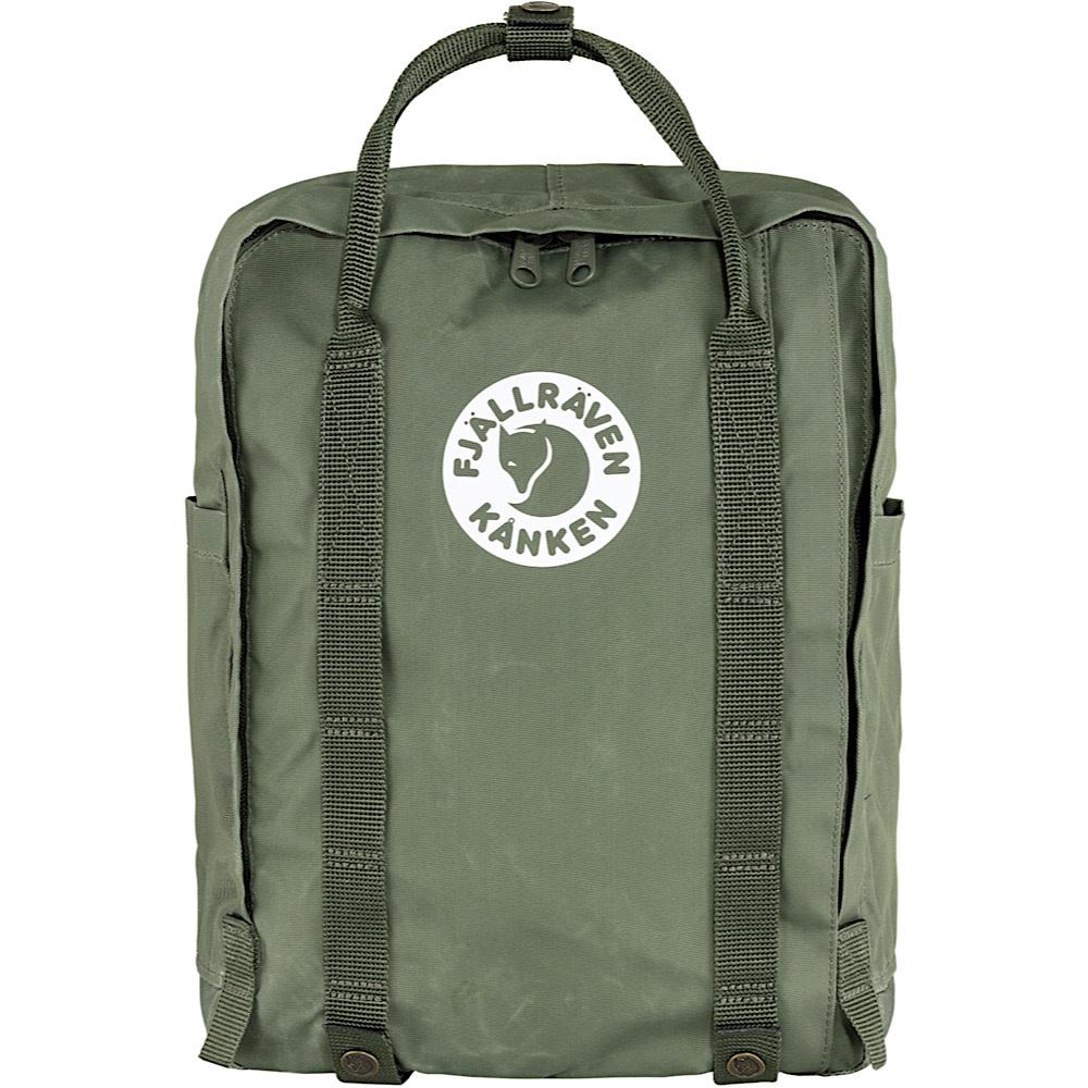 Fjallraven Arctic Fox LLC Fjallraven Tree Kanken Backpack - Lichen Green
