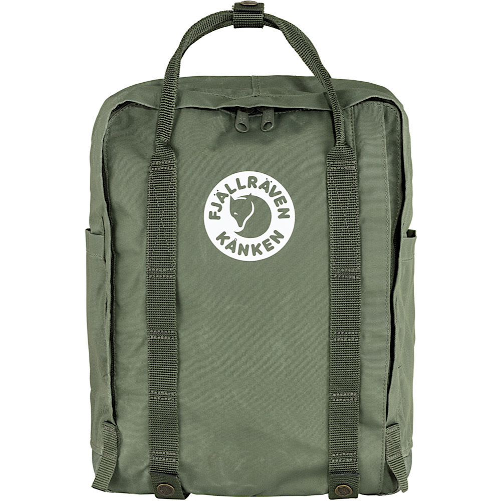 Fjallraven Tree Kanken Backpack - Lichen Green