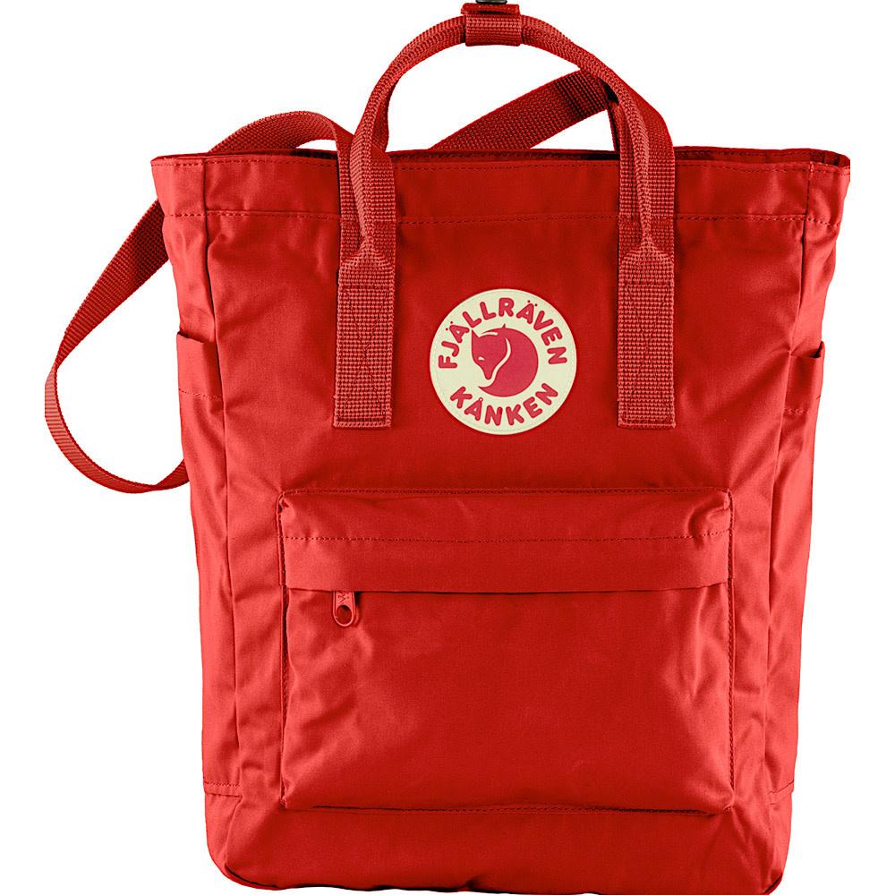 Fjallraven Arctic Fox LLC Fjallraven Kanken Totepack Mini - True Red