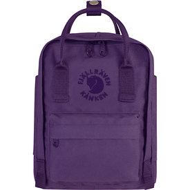Fjallraven Arctic Fox LLC Fjallraven Re-Kanken Mini Backpack - Deep Violet